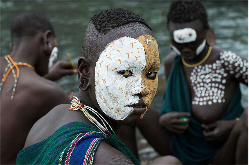 Tour to the Omo valley and Surma Tribe 21 Days