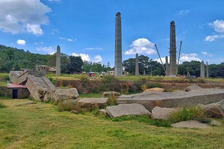 Tour to Axum and Lalibela 5 Days