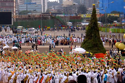 Tour of Meskel Festival Celebration in Addis ababa 10 Days