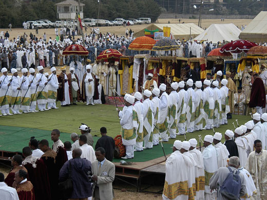 Tour of Saint Mary of Zion Festival Celebration in Axum 18 Days
